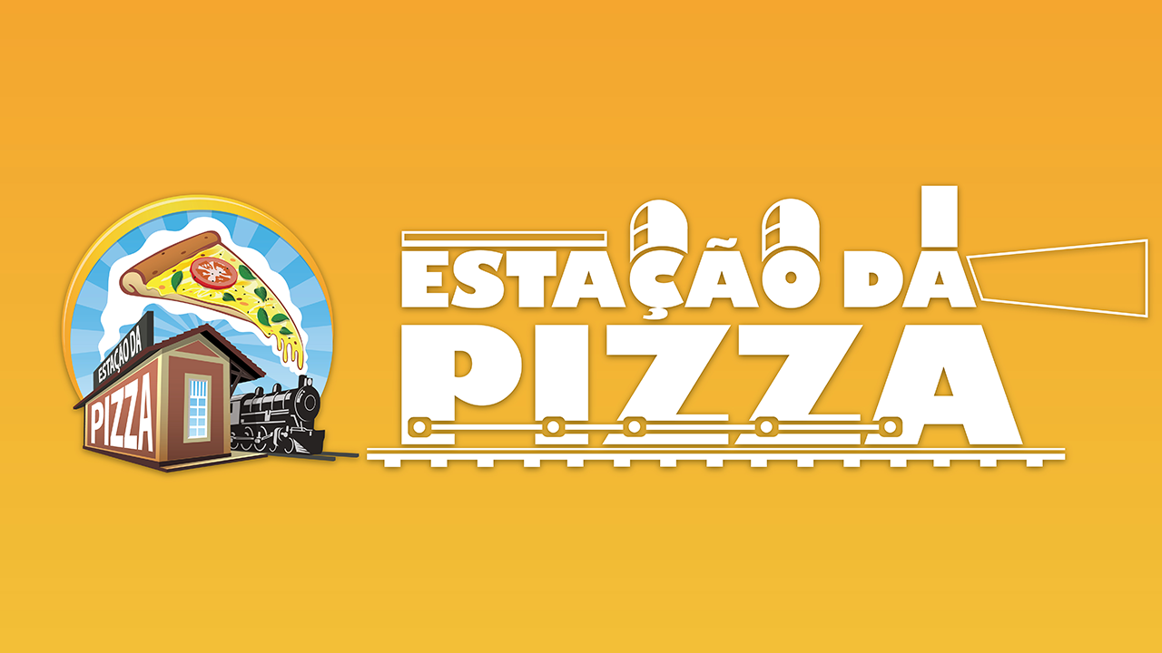Logo - Estação da Pizza